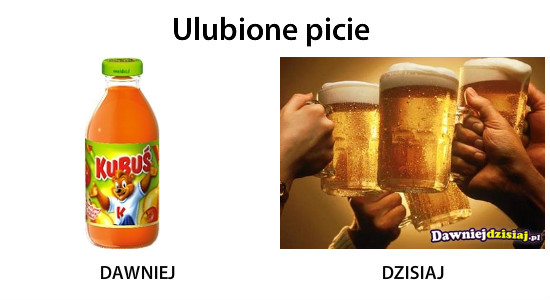 Ulubione picie –