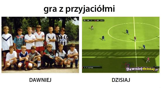 Gra z przyjaciółmi –