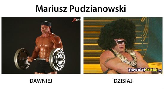 Mariusz Pudzianowski –