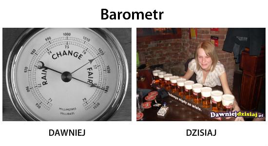 Barometr –