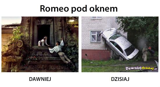Romeo pod oknem –