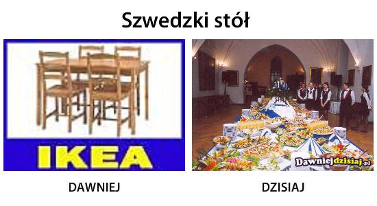 Szwedzki stół –