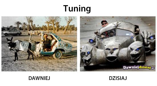 Tuning –