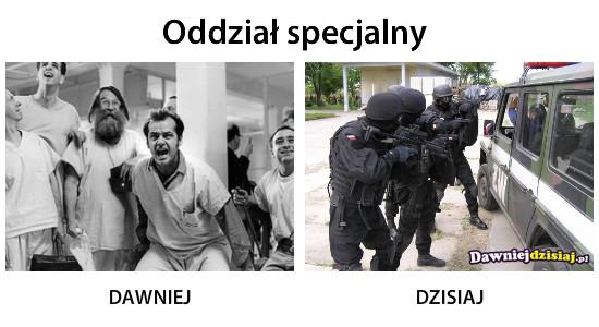 Oddział specjalny –