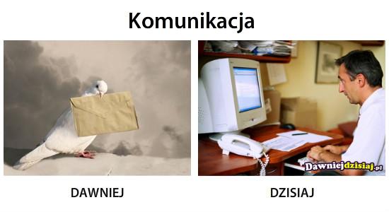 Komunikacja –