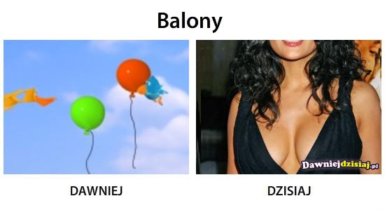 Balony –