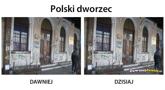 Polski dworzec –