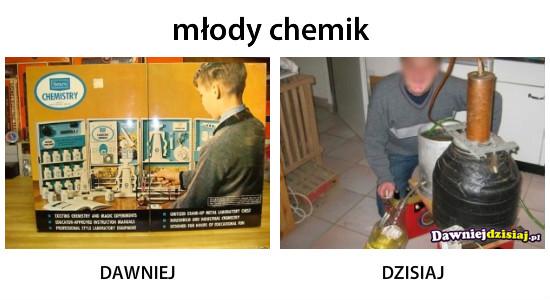 Młody chemik –