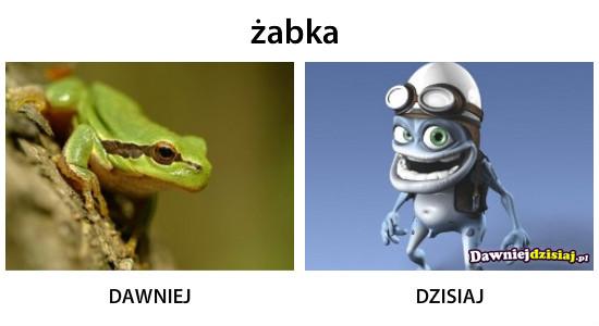 żabka –
