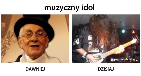 Muzyczny idol –