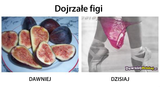 Dojrzałe figi –