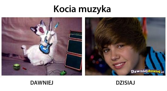 Kocia muzyka –