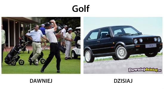 Golf –