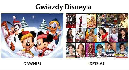 Gwiazdy Disney'a –