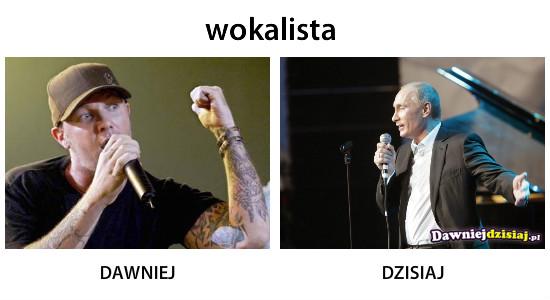 Wokalista –