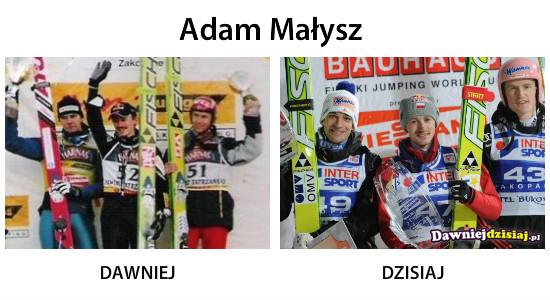 Adam Małysz –