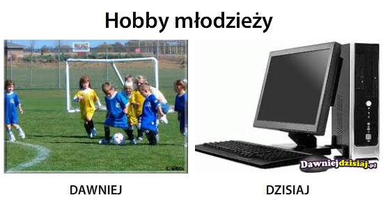 Hobby młodzieży –