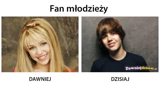 Fan młodzieży –