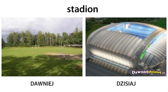 Stadion –