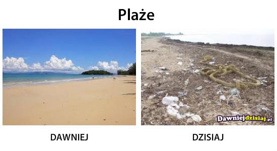 Plaże –