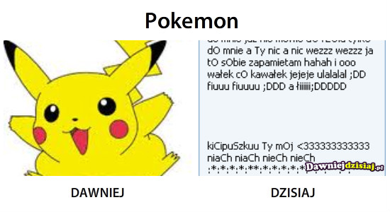 Pokemon –