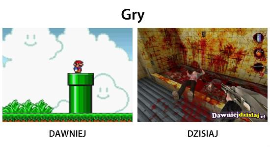 Gry –