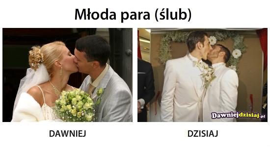 Młoda para (ślub) –