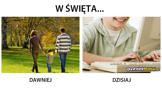 W ŚWIĘTA... –