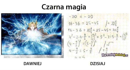 Czarna magia –