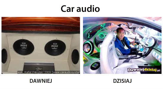Car audio –