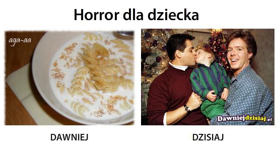 Horror dla dziecka –