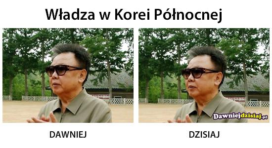 Władza w Korei Północnej –