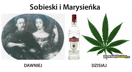 Sobieski i Marysieńka –