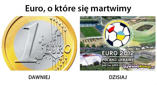 Euro, o które się martwimy –