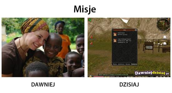 Misje –