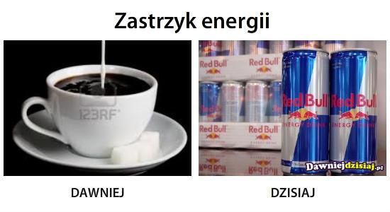 Zastrzyk energii –