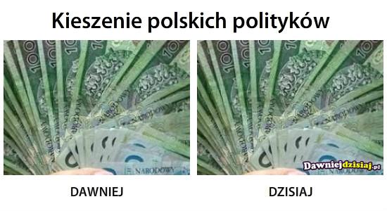 Kieszenie polskich polityków –