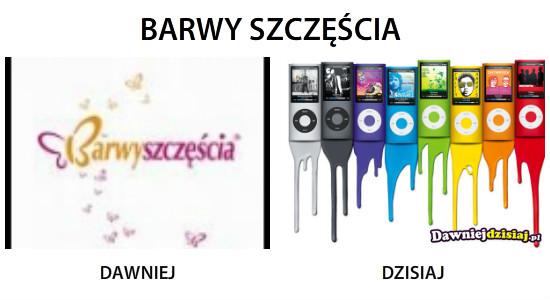 BARWY SZCZĘŚCIA –