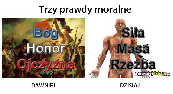 Trzy prawdy moralne –