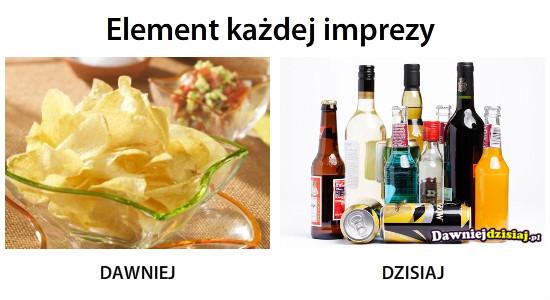 Element każdej imprezy –
