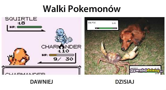 Walki Pokemonów –