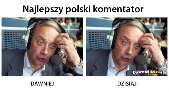 Najlepszy polski komentator –