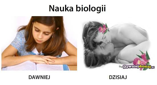 Nauka biologii –