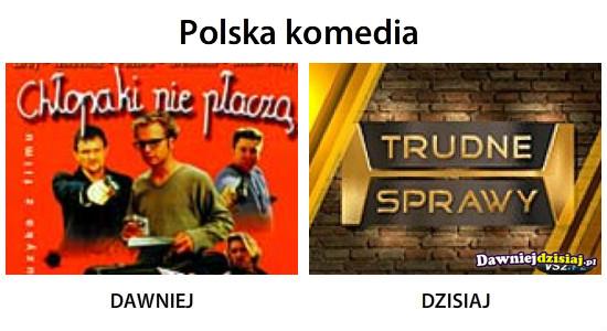 Polska komedia –