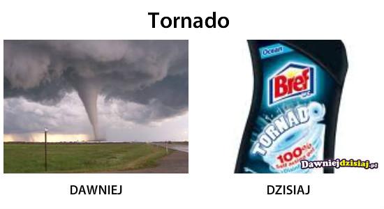 Tornado –