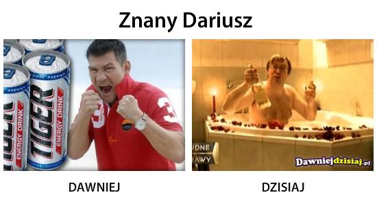 Znany Dariusz –