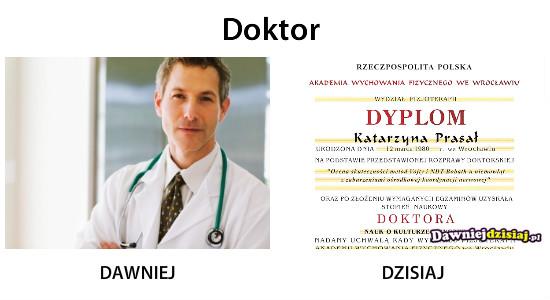 Doktor –