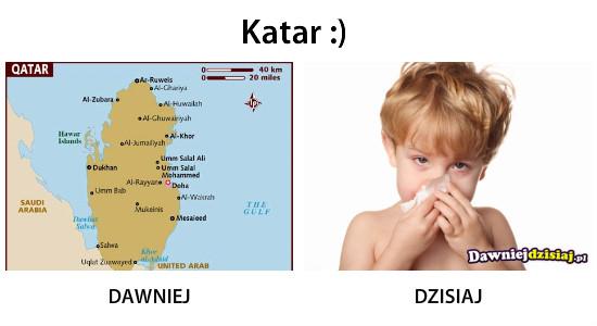 Katar :) –