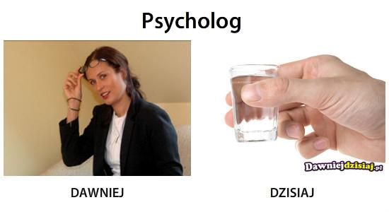 Psycholog –