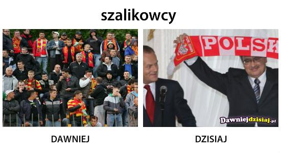 Szalikowcy –